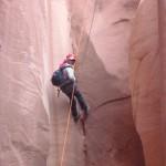 Matt Elggren Canyoneering 2